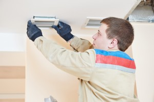 Ventilation systems maintenance